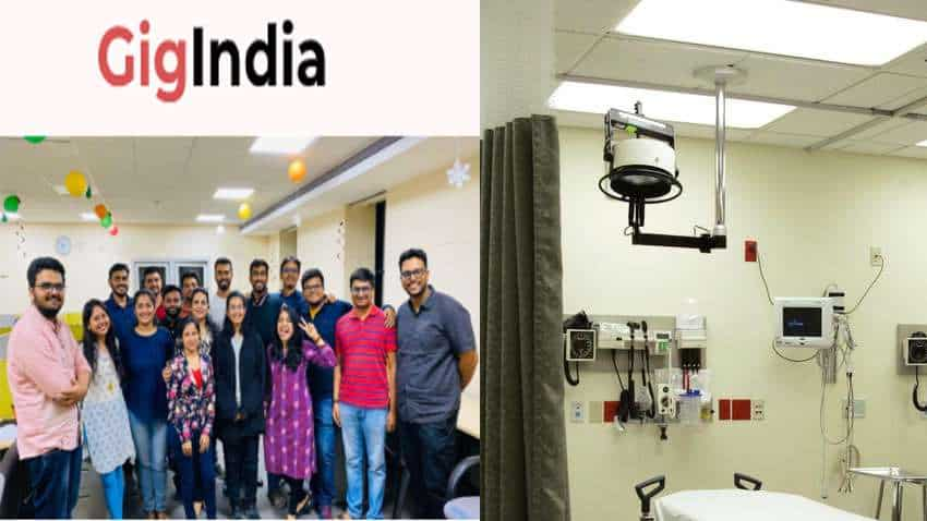 GigIndia to provide Rs 3 lakh Covid health insurance cover to active gig workers