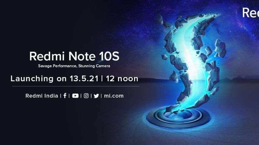 Redmi Note 10S receives THIS new update ahead of launch on May 13; Check all details here