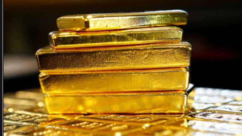 Gold share price today 12-05-2021: Buy gold around Rs 47500