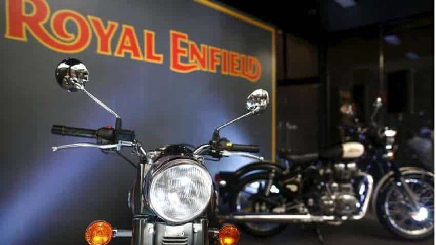 Important announcement from Royal Enfield's Chennai units