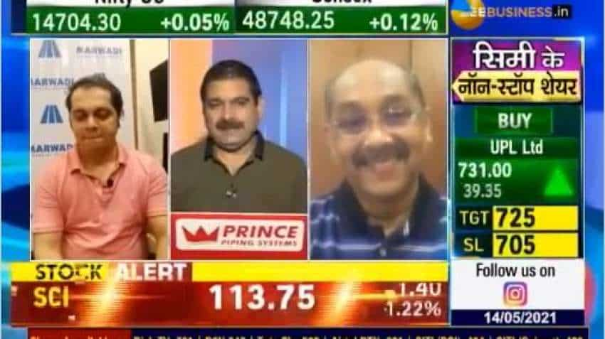 Mid-cap Picks with Anil Singhvi: Analyst Ambareesh Baliga picks EIL, NBCC, JHS Svendgaard today for high returns