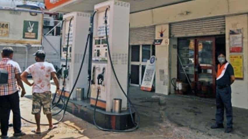 Petrol, diesel price today news: INCREASED! Check rates in Delhi, Mumbai, Kolkata and Chennai