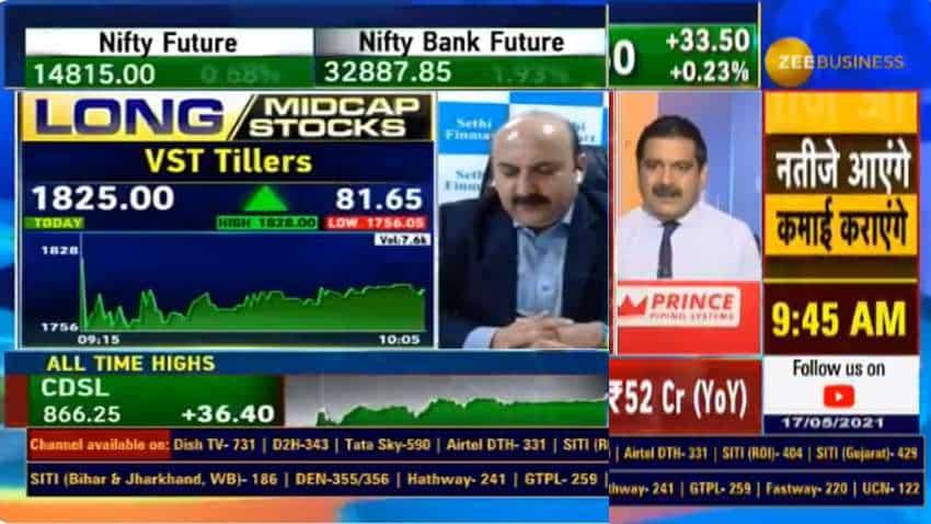 Mid-cap Picks with Anil Singhvi: Vikas Sethi puts his bet on VST Tillers, Cignity Tech, HIL stocks for bumper returns