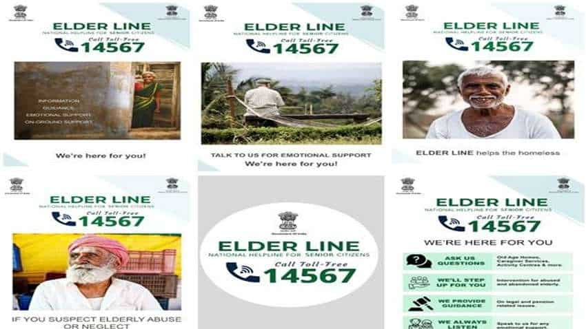 Covid-19 HELPLINE for elderly people in UP, MP, Rajasthan, Tamil Nadu Karnataka active NOW; this facility is TOLL FREE