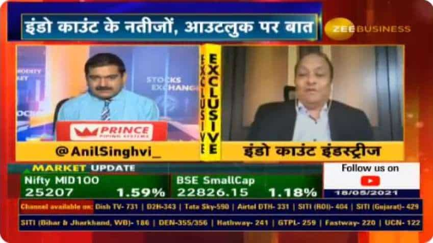 Exclusive: In chat with Anil Singhvi, Indo Count Industries ED and CEO Kailash Lalpuria talks about strong Q4 results, home textile sector outlook