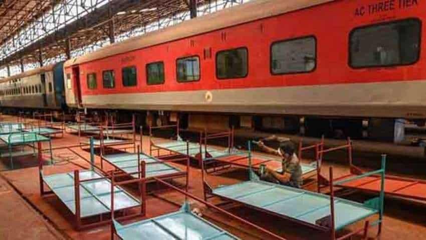 Indian Railways Covid 19 ALERT! MASSIVE capacity enhancement to install oxygen plants - EXTRA MILE EFFORT