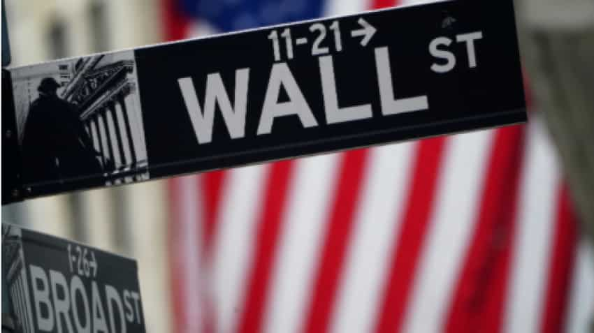 Futures fall as Fed hints at ''taper talk''; jobless claims data eyed