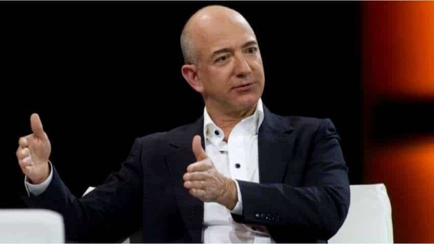 Jeff Bezos to step down as CEO on Amazon's foundation day; Andy Jassy to replace him
