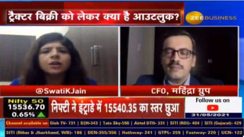 M&M has a plan to invest around Rs 3,000 crore in EV in the next 3 years: Manoj Bhat, CFO