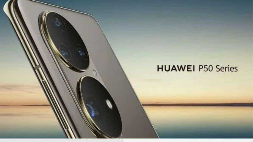 Huawei showcases P50 flagship phone, Watch 3 series with HarmonyOS 2.0; Check all details here