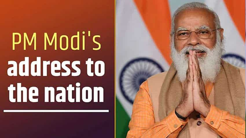 BIG ANNOUNCEMENT of FREE Covid 19 vaccine by PM Narendra Modi in address to nation - KNOW ALL what he said
