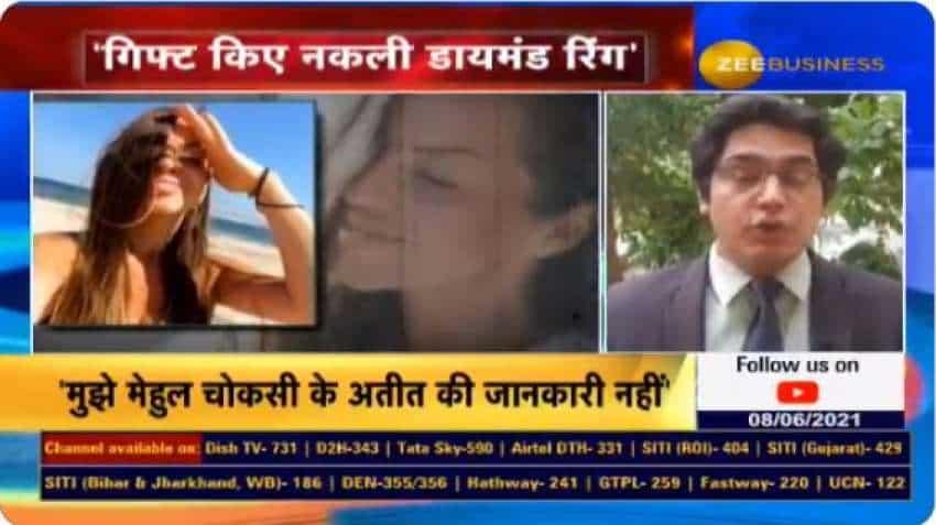 BIG REVELATIONS! Mehul Choksi gifted fake diamond ring to girlfriend Barbara Jarabica, used false identity