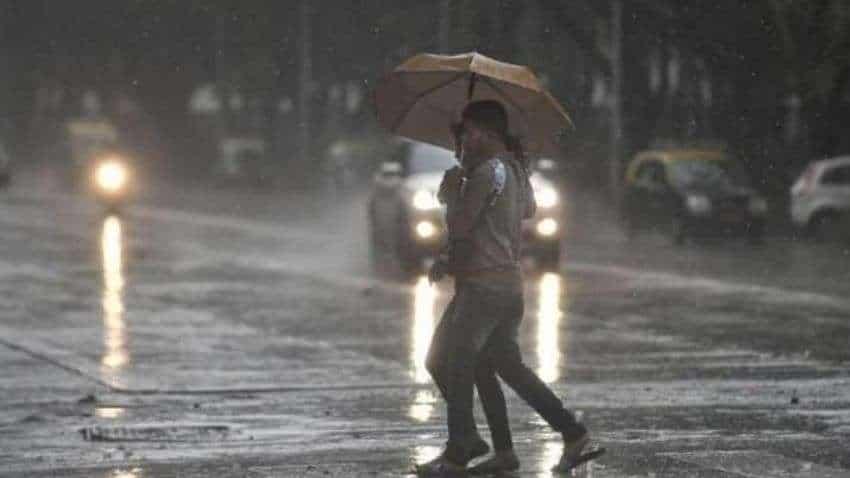 Maharashtra weather news: HIGH RAIN update! IMD issues ORANGE ALERT as monsoon arrives in Mumbai; what IMD forecast
