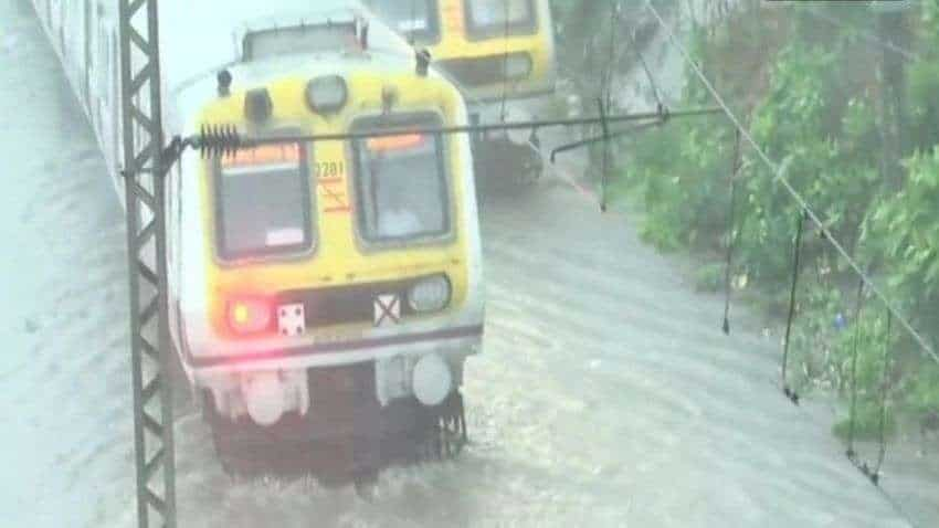 Mumbai Rains: Severe waterlogging; trains, local on these routes, stations affected - Check details