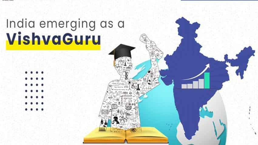 QS World University Rankings 2022: Bharat Vishwaguru! BIG proud moment for IIT Bombay, IIT Delhi, IISc Bengaluru - Check PM Narendra Modi's congratulatory tweet