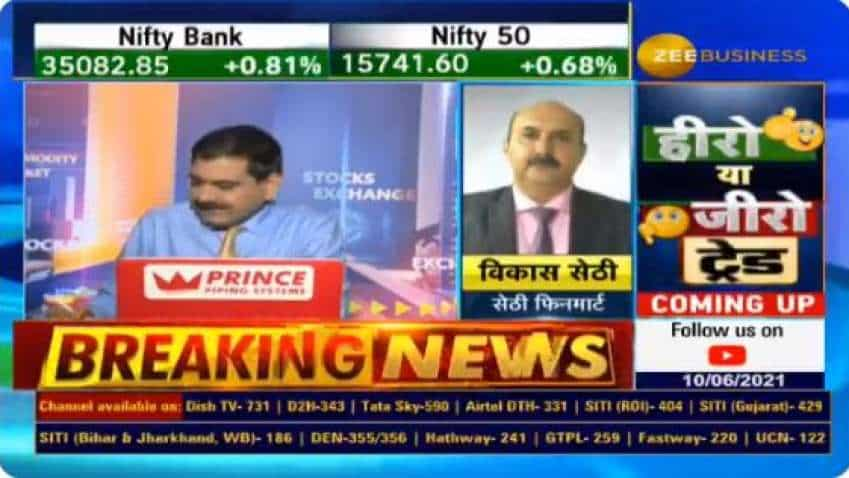 In chat with Anil Singhvi, analyst Vikas Sethi recommends Heritage Foods, D-Link India as top buys for big gains