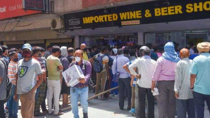 Liquor home delivery in DELHI: Rules come into force from TODAY, but wait not over yet