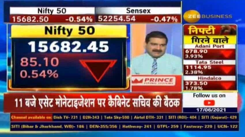 Cabinet secretary high-level meeting on asset monetization SHORTLY: Anil Singhvi says keep THIS stock in focus