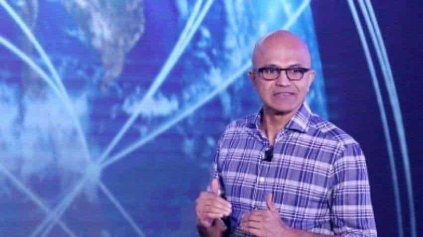 Microsoft CEO Satya Nadella steps in as Microsoft Chairman too