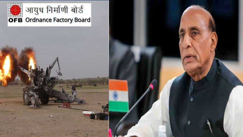Ordnance Factory Board (OFB) Restructuring: What will happen to salaries, pension, retirement benefits of 70,000 Group A, B and C employees? Rajnath Singh CONFIRMS THIS