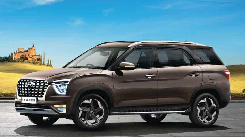 Hyundai Alcazar LAUNCHED at this PRICE; Check interior, exterior, engine and other details