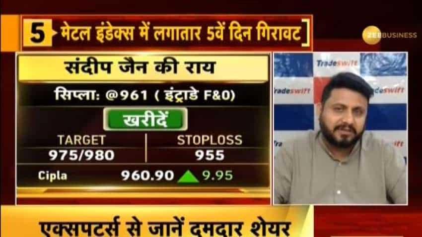 Top Stocks to Buy – Amid high market volatility, analyst Sandeep Jain recommends Cipla, Timken India, KEC International for bumper returns