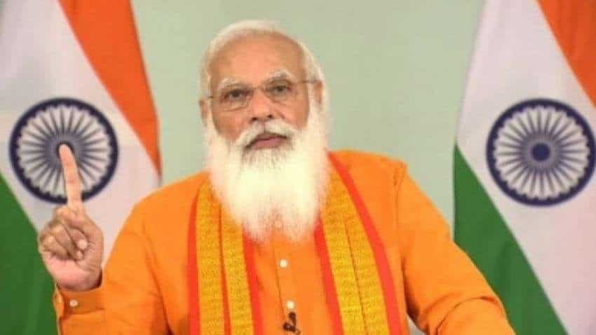 Check PM Narendra Modi's MESSAGE FOR YOU on 7th International Day of Yoga