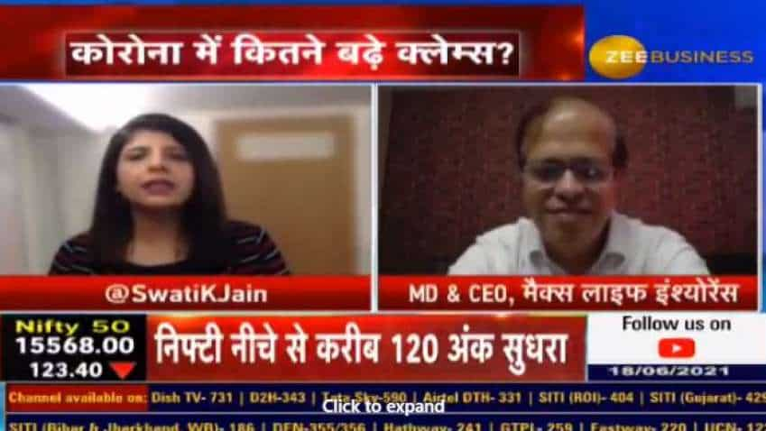 Axis Bank will increase its stake to 20% in Max Life Insurance: Prashant Tripathy, MD& CEO