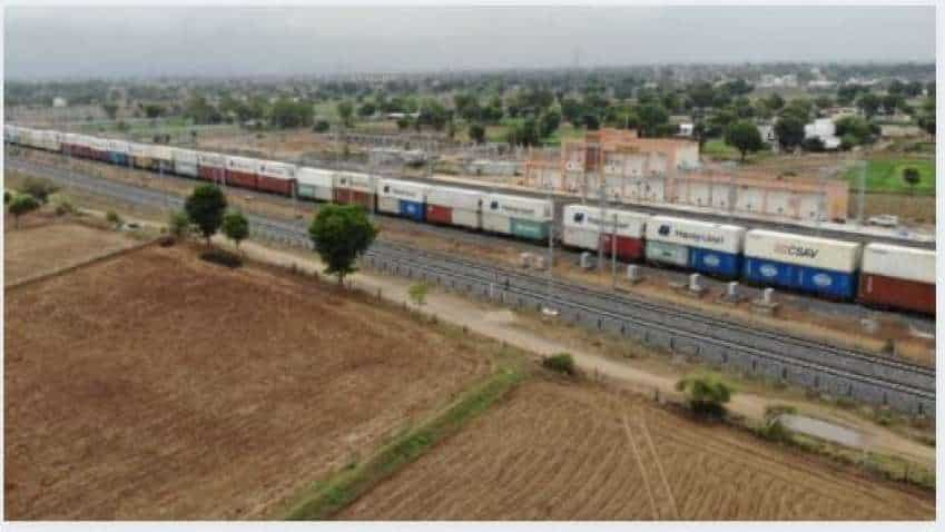 INCREDIBLE FEAT! Indian Railways successfully conducts trial run of double stack container train between these regions | See Pics