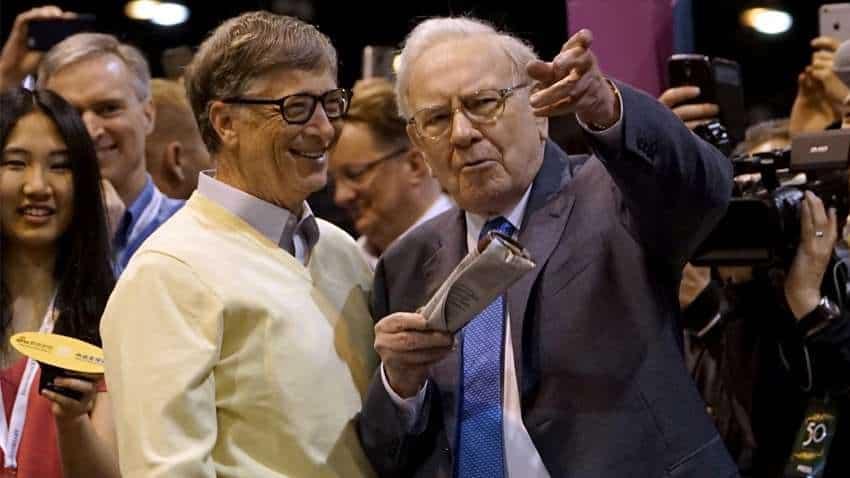 Billionaire investor Warren Buffett resigns from Bill and Melinda Gates Foundation, has donated half his fortune