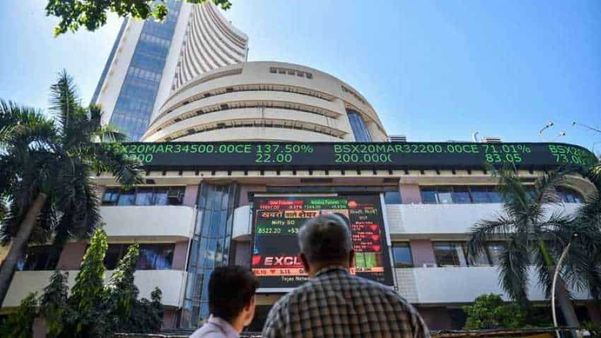 Stock Markets Opening Bell: Sensex up over 200 points, Nifty above 15,700; Infosys, ONGC among gainers, Baja Auto, NTPC top losers