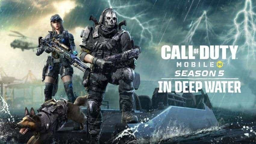 Call of Duty Mobile Season 5 'In Deep Water' set to release on THIS date! Check timings, latest features, maps, weapons, and more
