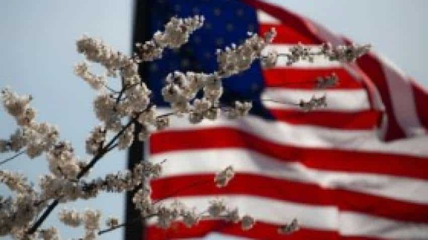 US economy grew at 6.4% in 2021 Q1