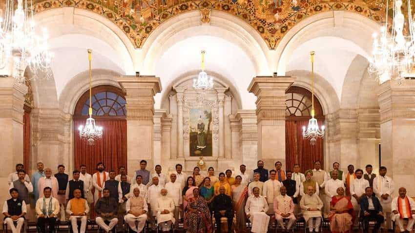 Modi Cabinet Expansion 2021: NEW TEAM - FULL LIST of leaders who got ministerial berths in Narendra Modi government reshuffle