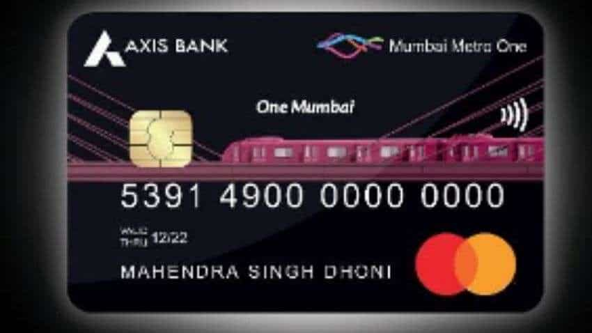 Mastercard, Mumbai Metro and Axis Bank launch ONE MUMBAI METRO CARD; Check how it will benefit Mumbaikars