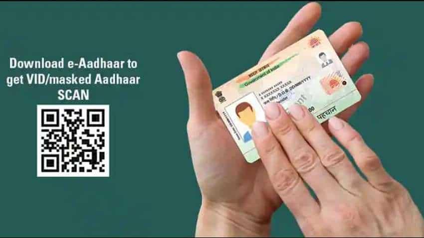 Masked AADHAAR Alert! Hide your Aadhaar Number using 16-digit VID - What is Virtual ID? Check details here