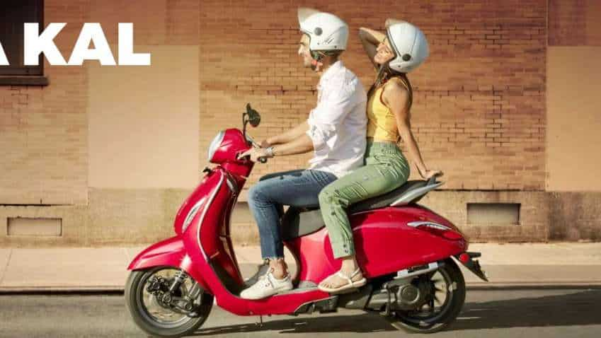 Bajaj Chetak Electric Scooter: Online booking open now at Chetak.com! Check HOW TO BOOK; know booking amount, features and more