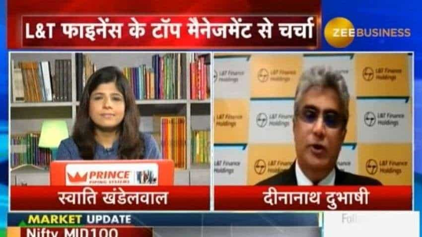 66% of L&T Finance's business will retail in next five years: Dinanath Dubhashi, MD & CEO