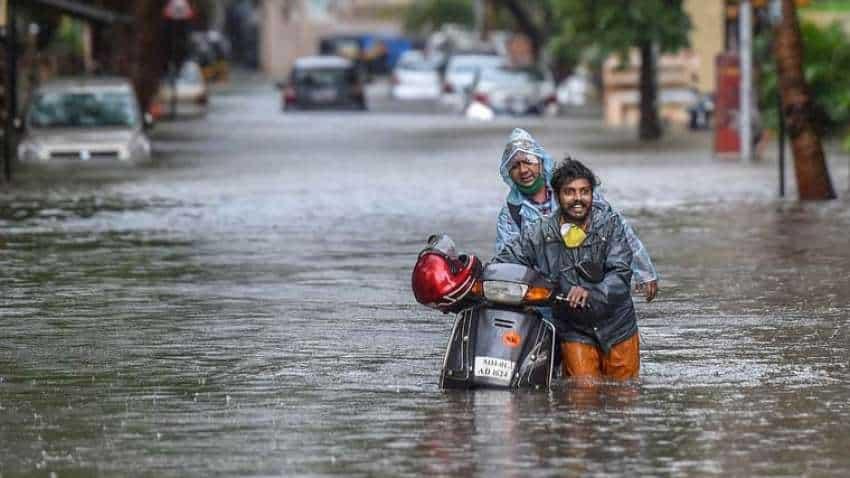 IMD issues Orange alert for Navi Mumbai, Thane and Yellow alert for Mumbai