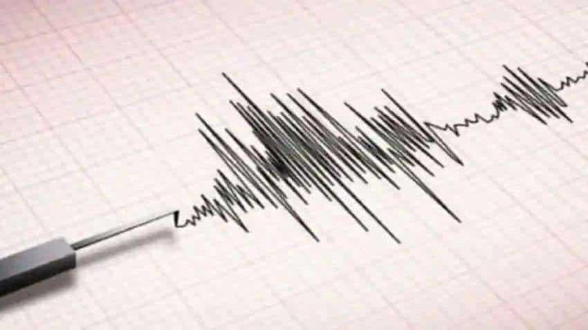 5.3 magnitude earthquake hits Bikaner in Rajasthan