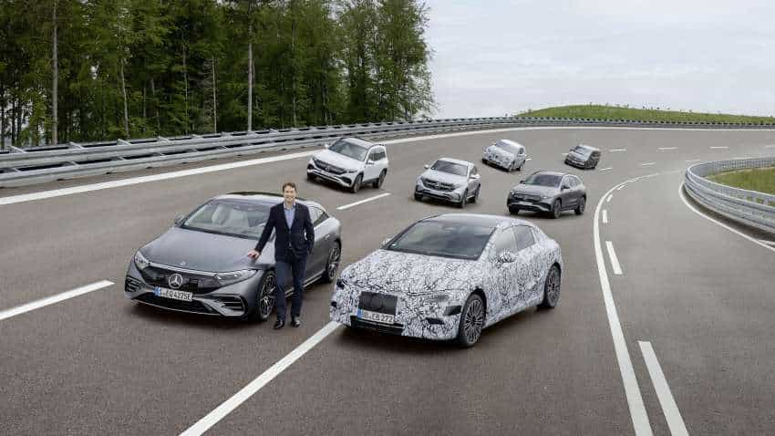GOING GREEN! Mercedes-Benz gears up to go ALL-ELECTRIC by 2022; shares roadmap for emissions-free, software-driven future