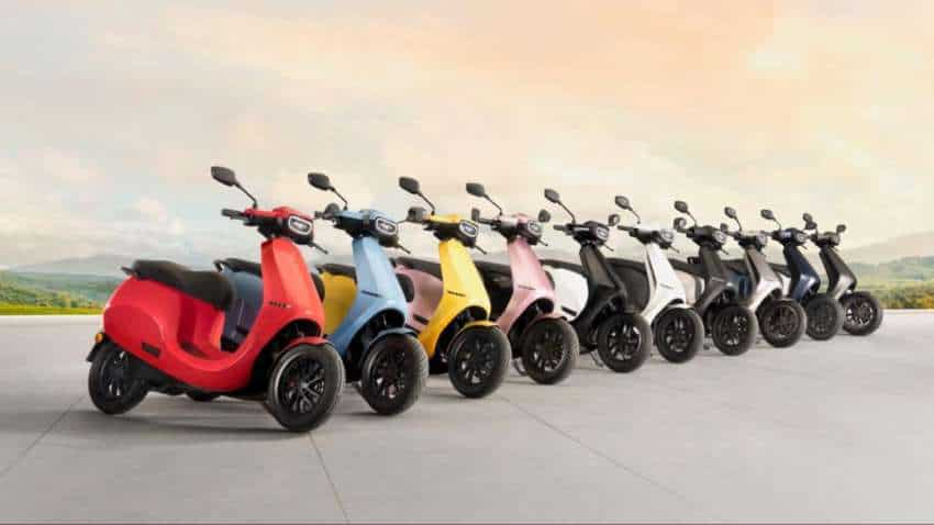 REVEALED! Ola Electric Scooter will be available in THESE 10 colour options – All you need to know