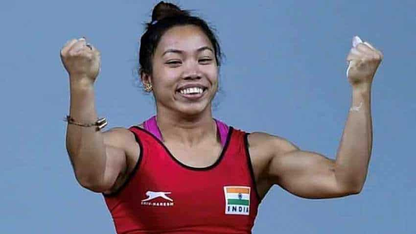 India's first medal at Tokyo Olympics: PROUD MOMENT Mirabai Chanu snatches silver in 49kg weightlifting category