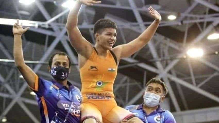 Who is Priya Malik who won GOLD at World Cadet Wrestling Championship? Check why Milind Soman was TROLLED for CONGRATULATING her