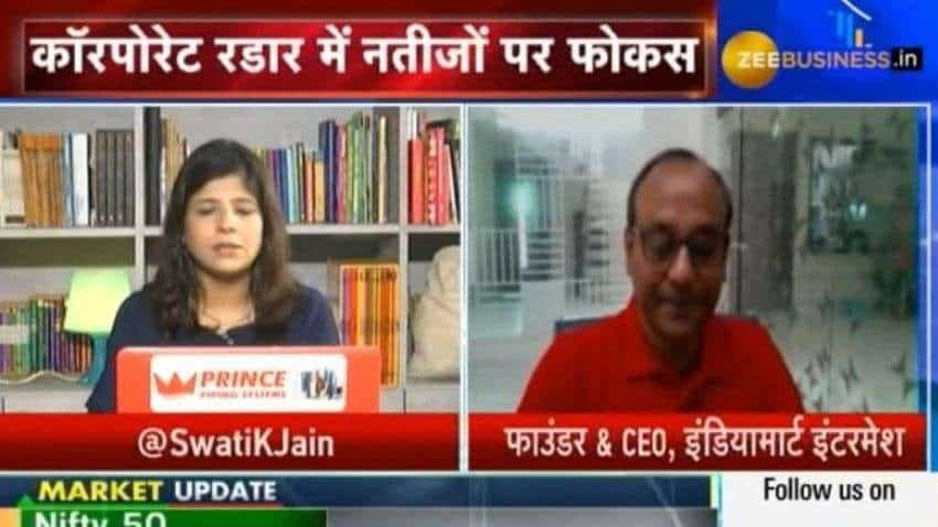 IndiaMART will use cash for organic and inorganic growth in adjacent areas: Dinesh Agarwal, Founder & CEO