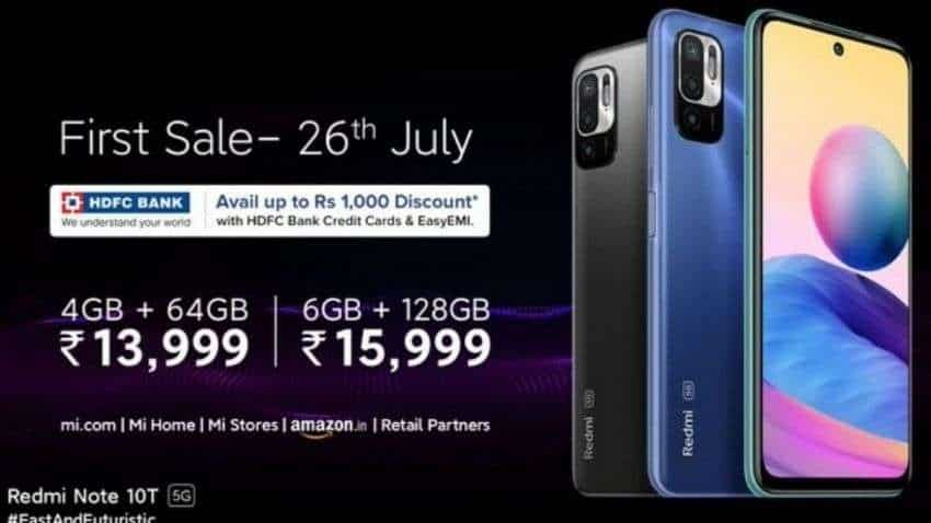 Best 5G mobile phones to buy under Rs 15,000 in 2021: From Xiaomi Redmi Note 10T, Realme 8 5g, Oppo A53s 5G to Poco M3 Pro 5G