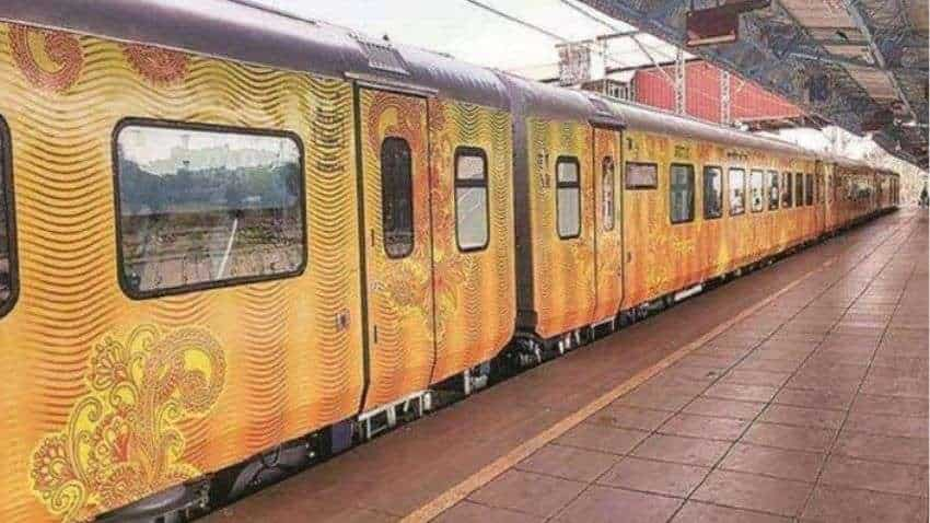 BIG OFFER! Planning trip by Tejas Express? Get THESE BENEFITS on ticket booking on IRCTC with IRCTC SBI premium loyalty credit card - check full details here