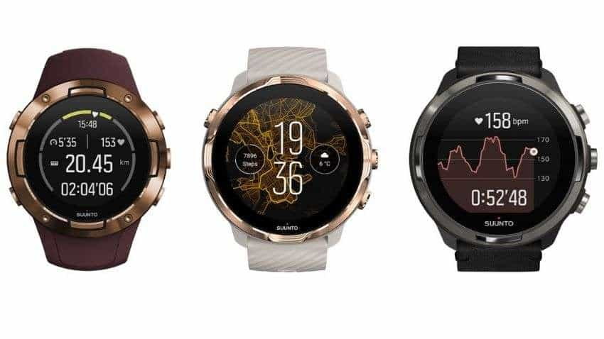 Premium watchmaker Suunto enters India with 3 smartwatches - Check Price, Availability, Specs, Features and More