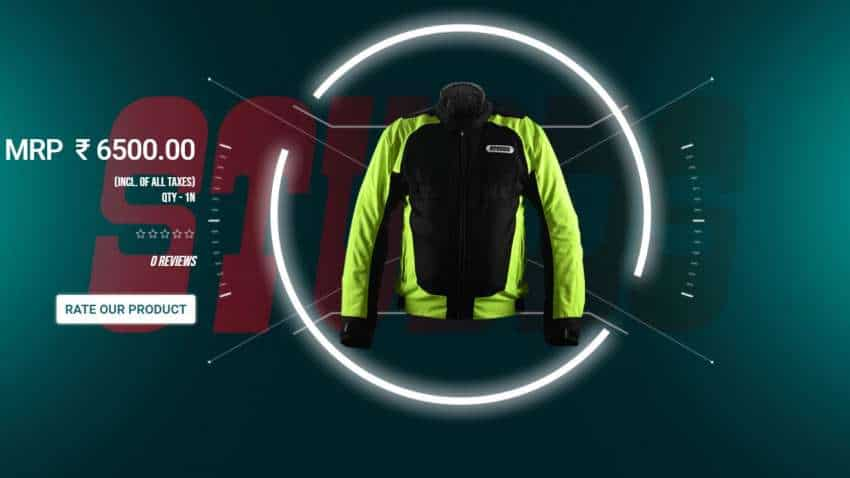 2 wheeler riders alert! STUDDS rolls out its 1st ever motorcycle riding jackets - safety and comfort