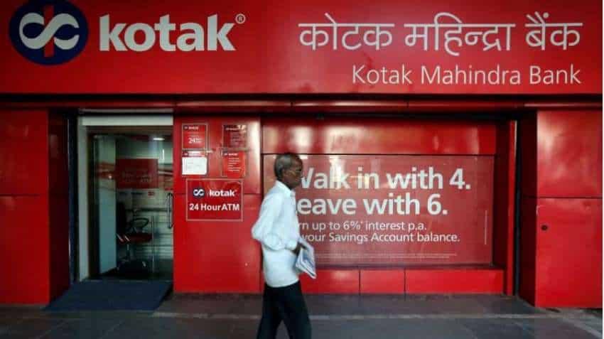 Kotak Mahindra Bank posts nearly 32 pc rise in Apr-Jun profit to Rs 1,641 cr